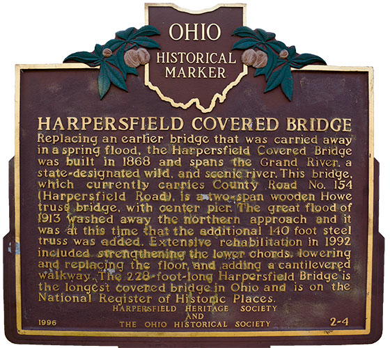 Ohio Historical Marker